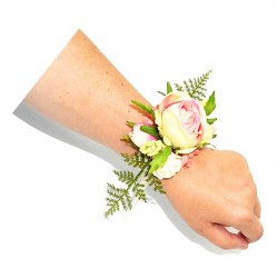 Pulsera de Flores - Damas de Honor