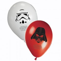 Pack de 2 globos Star Wars